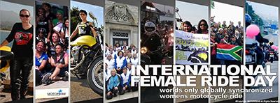 International Women's Ride Kelowna