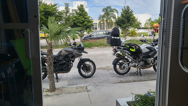 BMW Motorcycles Cancun Rental