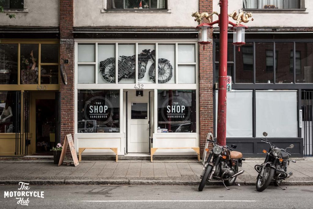 The Shop Vancouver Motorcycles