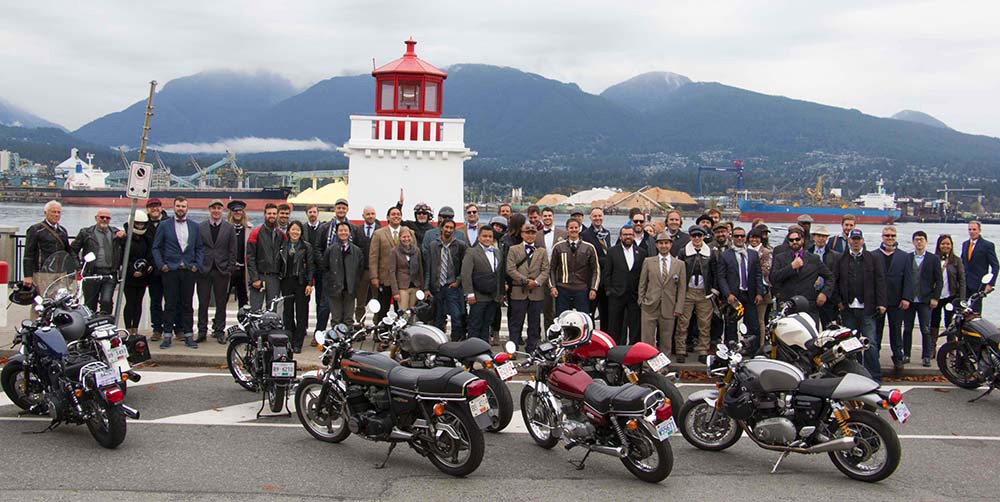 Vancouver Gentlemans Ride 2016