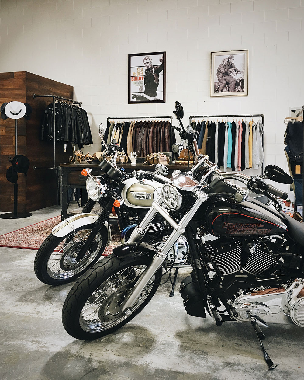Disney designer opens diy shop and moto lounge the motorcycle hub three months ago chung opened rocket fuel supply co vancouvers newest do it yourself motorcycle shop solutioingenieria Image collections