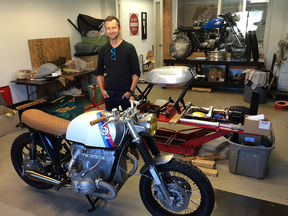 Untitled Motorcycles: Hugo Eccles
