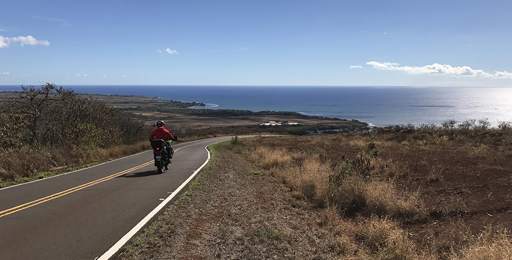 Kauai Motorcycle Rental