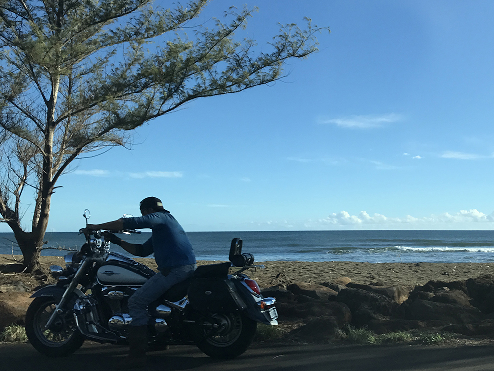 Kauai Cruiser Motorcycle
