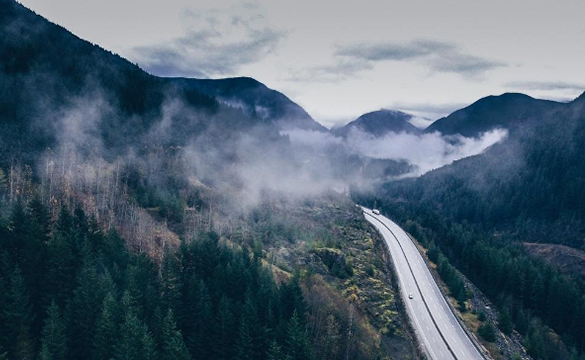 Eyes on the Road: 8 Stunning Photos of BC Highways