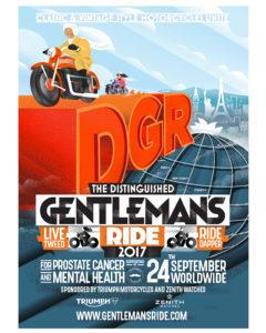 Vancouver Distinguished Gentleman's Ride