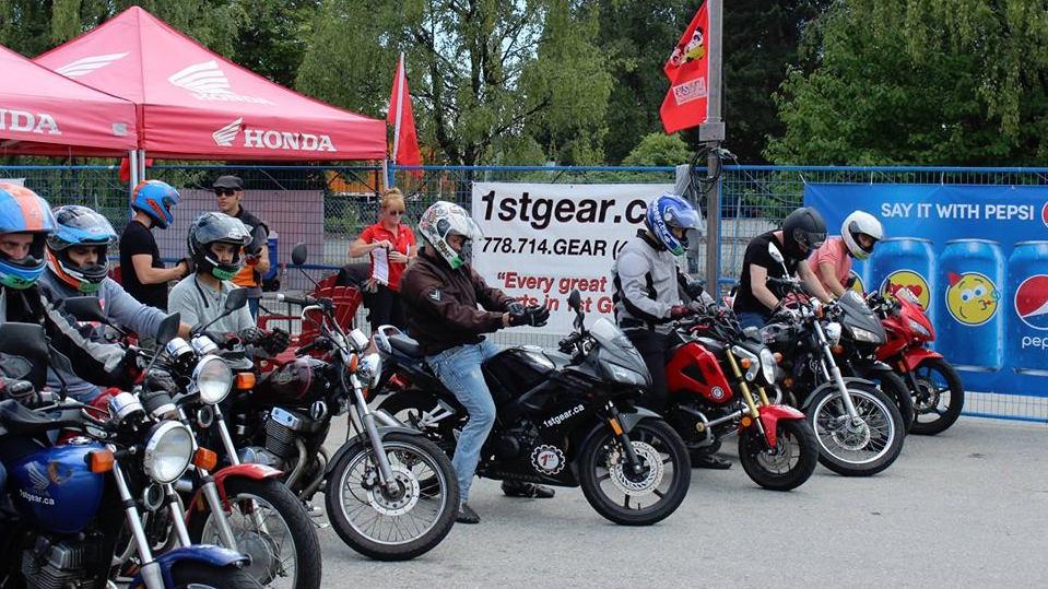 1st Gear Motorcycle School