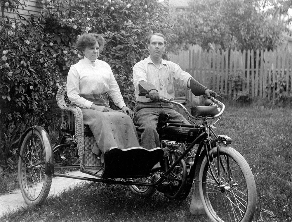 Vancouver Vintage Motorcyclist