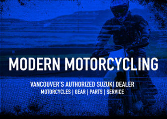 Modern Motorcycling Vancouver