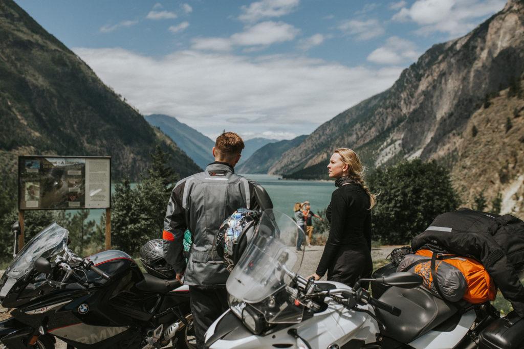 Route 16 Motorcycle Tour - Seton Lake Hwy 99