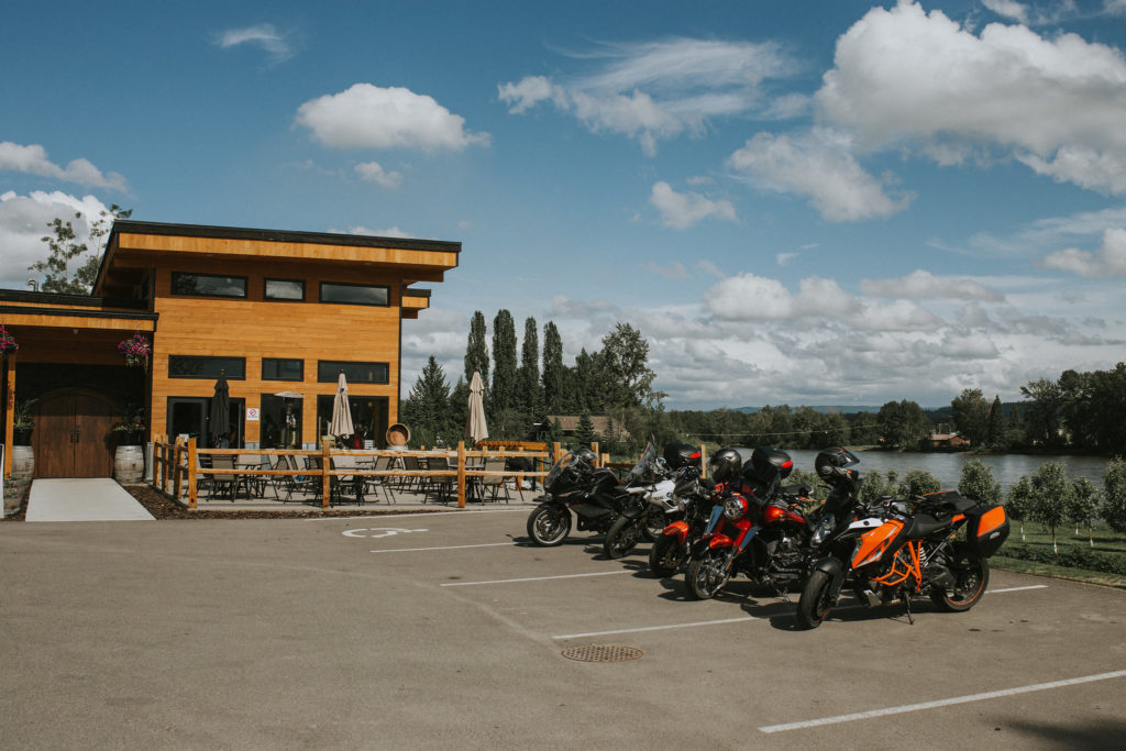 Route 16 Motorcycle Tour - Northern Estates Winery