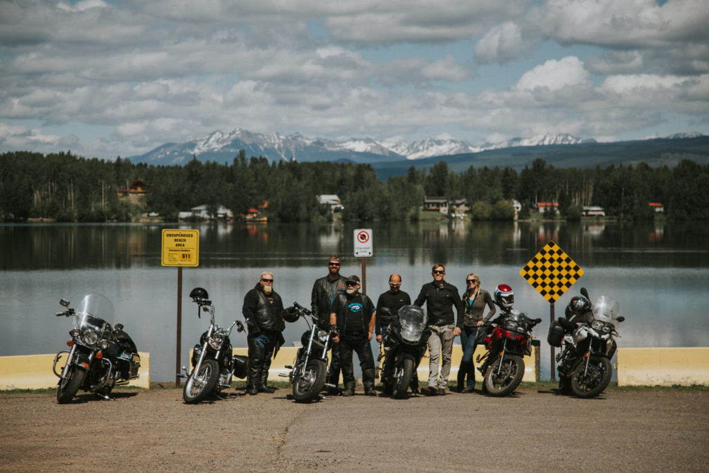 Route 16 Motorcycle Tour - Smithers