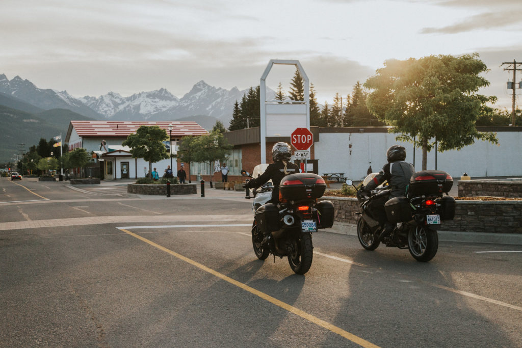 Route 16 Motorcycle Tour - Valemount, BC