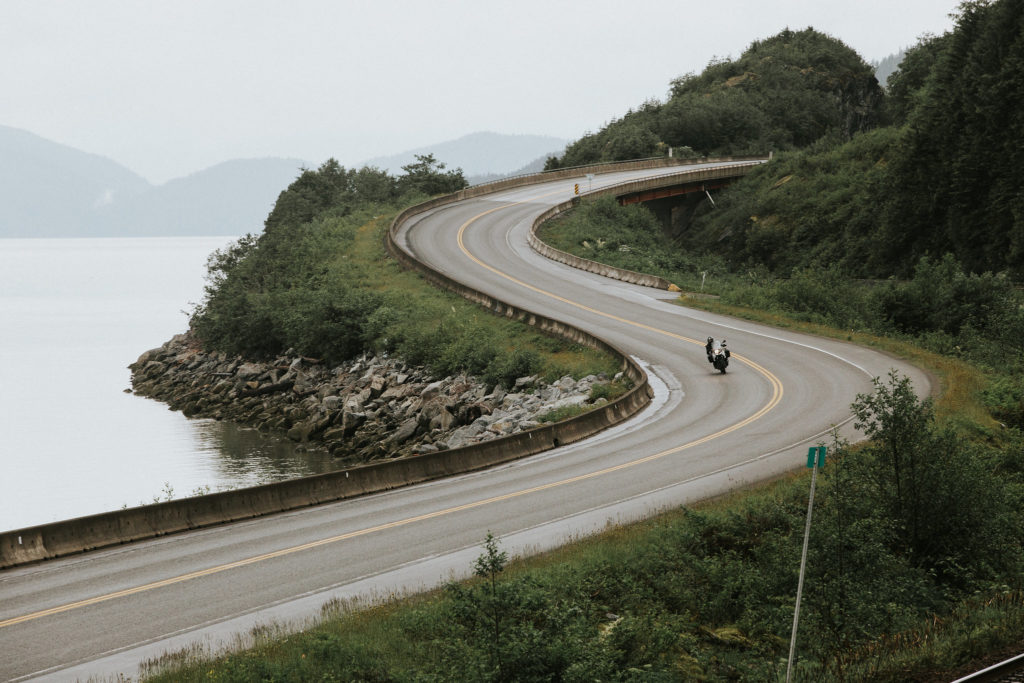 Route 16 Motorcycle Tour - Prince Rupert