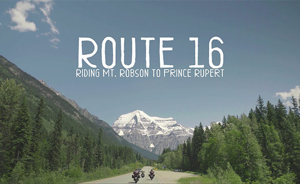 Route 16 - Motorcycle Touring in BC